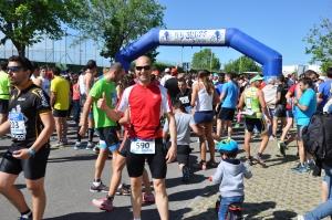 Imagen previa al comienzo de la carrera