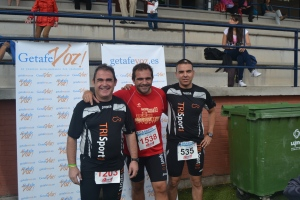participantes trisport getafe carrera dedines