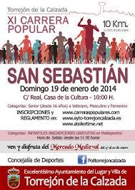 Carrera san sebastian 2014