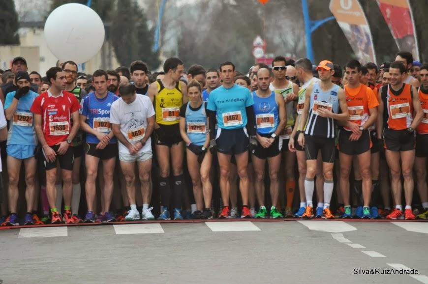 I Carrera popular 10k Ciudad de Parla. Segunda posición de Raul Granjo (1/6)