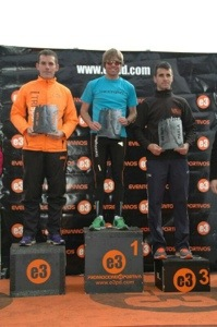 I Carrera popular 10k Ciudad de Parla. Segunda posición de Raul Granjo (4/6)