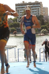 alfredo triatlon sevilla swim