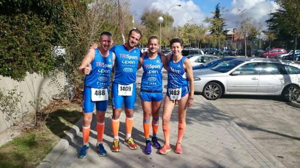 trisport media maraton moratalaz