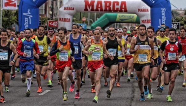 Salida de la prueba Fuente: Runners.es