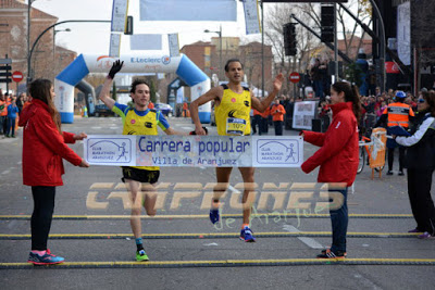 meta carrera popular aranjuez