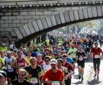 maraton paris